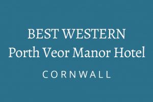 BEST WESTERN Porth Veor Manor Hotel logo