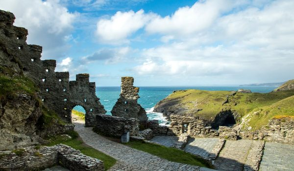 Tintagel views