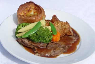image of a roast