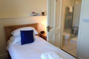 single room at Porth Veor Manor