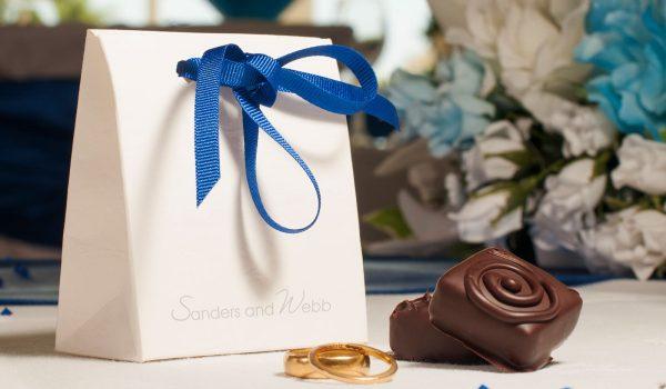 chocolates and present