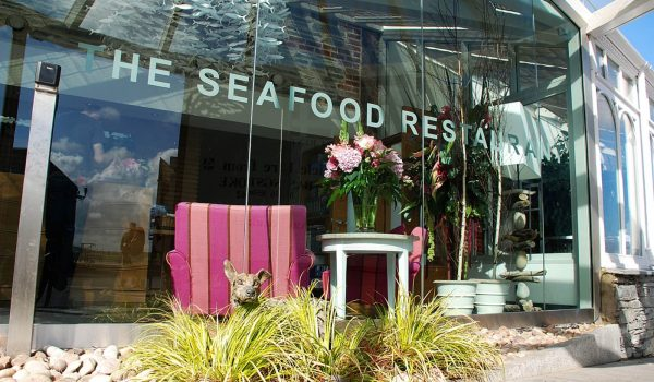 The Seafood Restaurant
