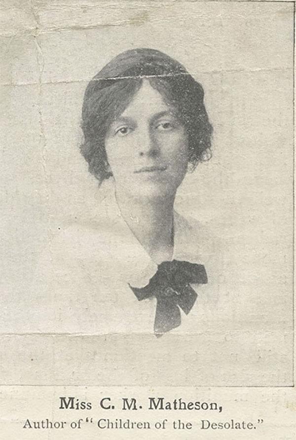 Charlotte Mary Matheson