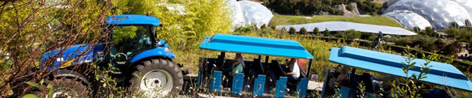 Eden land train