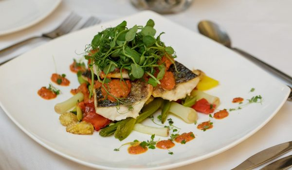 Beaucliffes fish dish