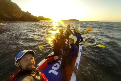 SUP in Newquay